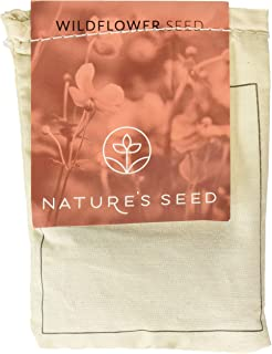 Nature`s Seed California Wildflower Blend, 500 sq. ft.