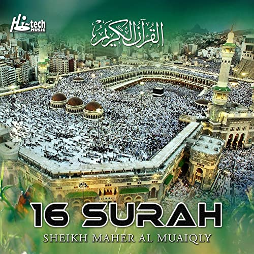 16 Surah (Tilawat-E-Quran) by Sheikh Maher Al Muaiqly on