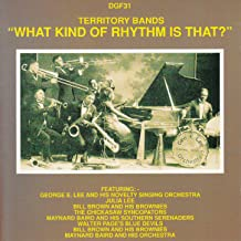 What Kind of Rhythm Is That? - Territory Bands 1927-31