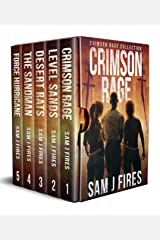 Crimson Rage : A Post-Apocalyptic Survival Thriller: Books 1-5 Kindle Edition