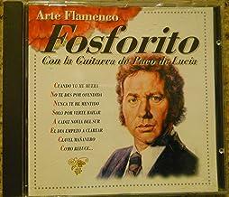 Fosforito Con la Guitarra de Paco de Lucia (Arte Flamenco IMPORT)