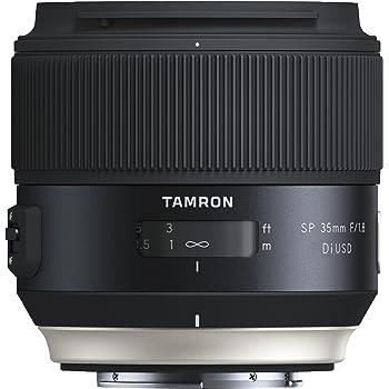 Tamron 35 mm/F 1.8 SP DI USD Lens