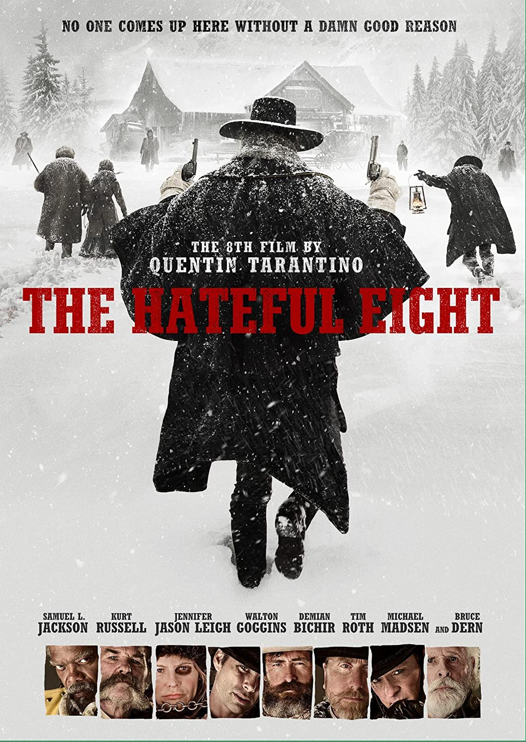 Ranking TOP5 The Hateful Eight famous
