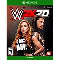 Deals on WWE 2K20 Xbox One Digital