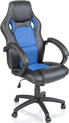Silla Gaming Ejecutiva Giratoria Altura ajustable Oficina ...