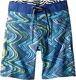 Volcom Kids - Lo Fi Boardshorts (Toddler/Little Kids)