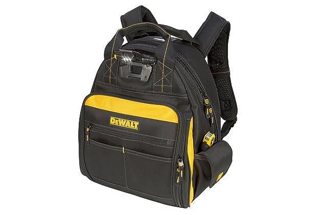DEWALT DGL523 Lighted Tool Backpack Bag 2883d86538b57