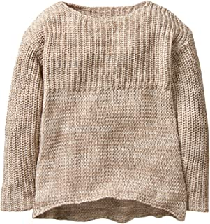 Crazy 8 Girls' Little Drapey Knit Pullover Sweater