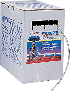 Easy Heat 1229.2012 2102 Freeze Free Heating Cable-100', 100'