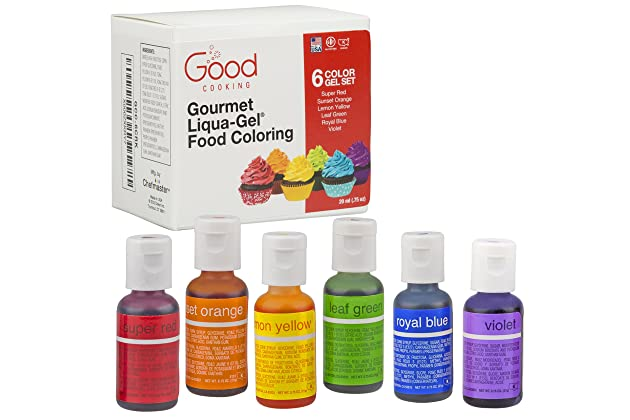 Best organic food colorings for baking | Amazon.com