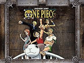 One Piece, Season 2, First Voyage