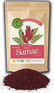 sumac berry tea