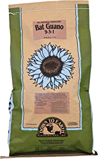 Down To Earth All Natural Fertilizers 723644 Fertilizer, 25 lb, 9-3-1