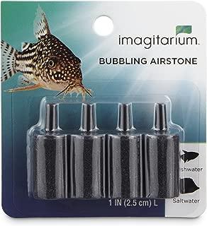 Imagitarium Bubbling Column Airstone 4-Pack, 1
