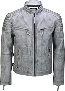Best white motorcycle jacket dirty Reviews
