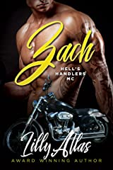 Zach (Hell's Handlers MC Book 1) Kindle Edition
