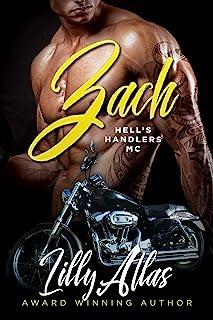 Zach (Hell's Handlers MC Book 1)
