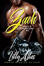 Zach (Hell's Handlers MC Book 1)