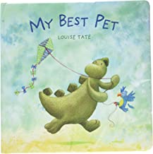 Jellycat The Best Pet Book - Board Book