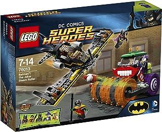 Lego DC Comics Super Heroes Batman The Joker Steam Roller