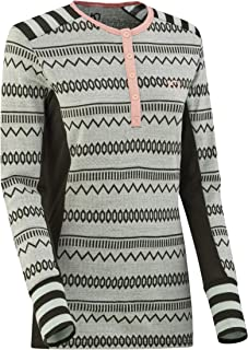 Women's Akle Base Layer Top - Long Sleeve Thermal Shirt