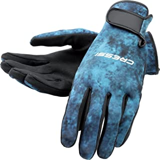 Cressi Camouflage Spearfishing Gloves | get the Hunter equipment