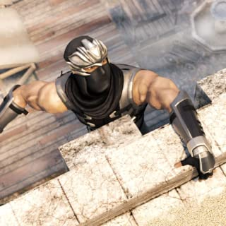 Shadow Ninja Assassin Games: Samurai Stealth Mission