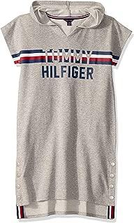 Tommy Hilfiger Girls' Sweatshirt Dress
