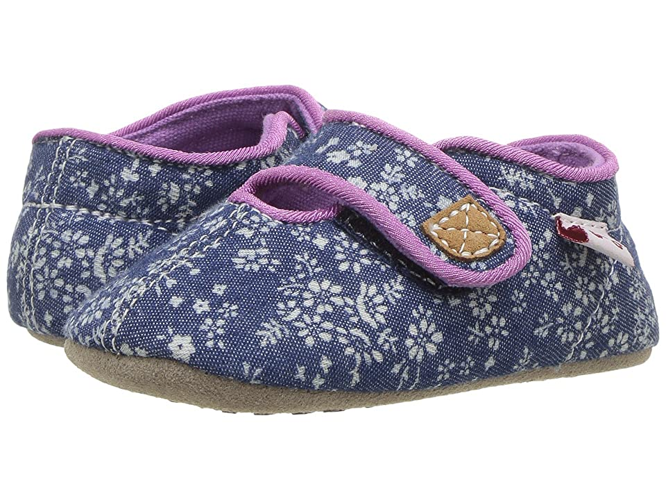 See Kai Run Kids Cruz (Infant) (Blue Flowers) Girls Shoes