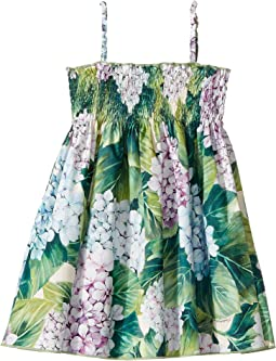 Taormina Ortensia Print Dress (Toddler/Little Kids)