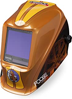 Lincoln Electric VIKING 3350 Terracuda Welding Helmet with 4C Lens Technology - K3039-3