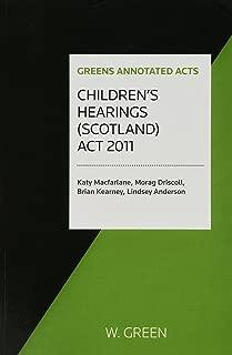 Children's Hearings (Scotland) Act 2011