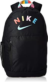 Nike Unisex-Child Backpack, Black - NKCV8908-010
