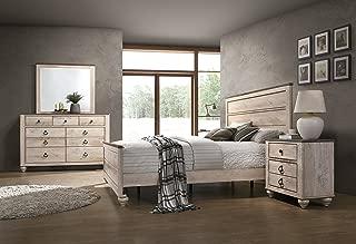 Best 4 piece bedroom set white Reviews