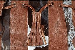 Cowhide/Saddle