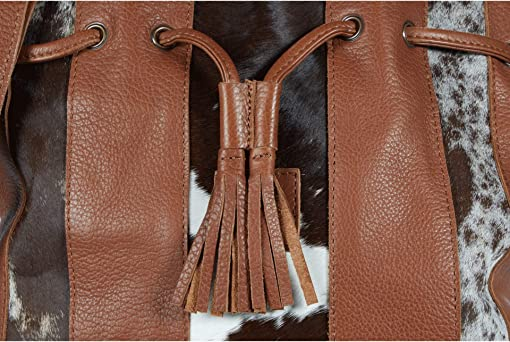 Cowhide/Saddle