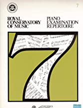 Piano Examination Repertoire Grade 7