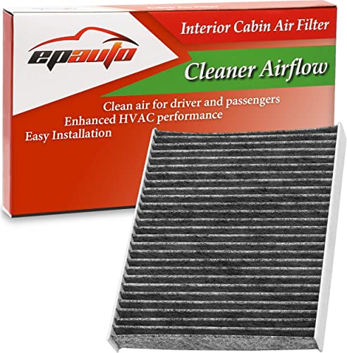 new arrival EPAuto CP157 (CF12157) Carbon wholesale Replacement for Cabin Air Filter includes Activated outlet sale Carbon sale