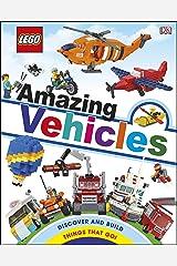 LEGO Amazing Vehicles: Includes Four Exclusive LEGO Mini Models Kindle Edition