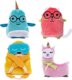 Sand Filled Stuffed Animals, Amazon Com Kinetic Sand Stuffed Animals Plush Toys Toys Games