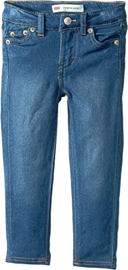 Levi's® Kids - 710 Rayon Super Skinny Jeans (Toddler)