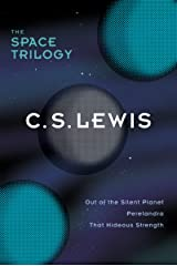 The Space Trilogy, Omnib: Three Science Fiction Classics in One Volume: Out of the Silent Planet, Perelandra, That Hideous Strength Kindle Edition