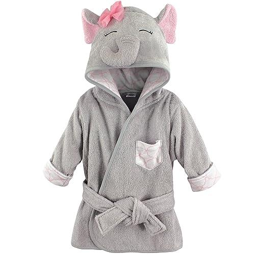 0f54f782569 Hudson Baby Animal Face Hooded Bathrobe