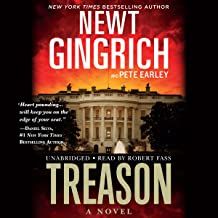treason newt gingrich audiobook