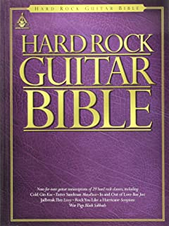 Hard Rock Guitar Bible