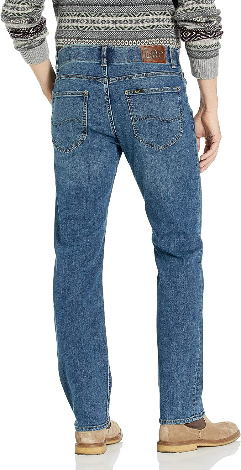 Lee Performance Series Extreme Motion Regular Fit Jean Homme Cromwell