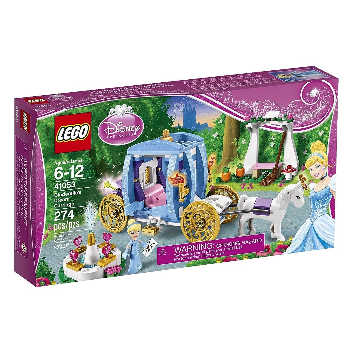 バイバイ飢えいつかLEGO レゴ Disney Princess ディズニープリンセス 41053 Cinderella's Dream Carriage シンデレラの夢の馬車 【並行輸入品】