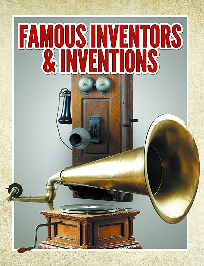 Famous Inventors & Inventions: Children's Books (Books For Kids Series) (English Edition)
