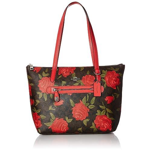 1c7bf13a839 Small Red COACH Handbags: Amazon.com
