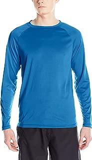 Men's UPF 50+ Long Sleeve Rashguard Swim Shirt